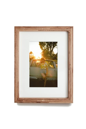 SUNNY Print with frame 006