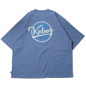 BB LOGO S/S TEE 【SLATE BLUE】
