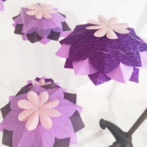お花モビール(W0149)