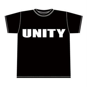 UNITY T-Shirt (復刻版)  [BLACK x WHITE][1402]
