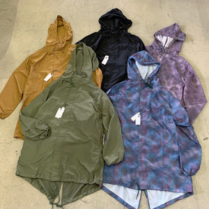 "SUBLiME / PACKABLE RAINY COAT ""WATER REPELLENT"""