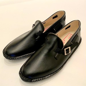 Opanak 1935 with insole(Rain Shoes) Black