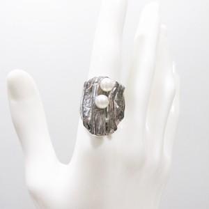 淡水パールのリング(r1922)