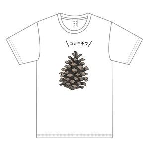 ゆるキャン△ コンニチハTシャツ