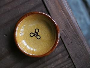 布志名焼 湯町窯 3寸平皿