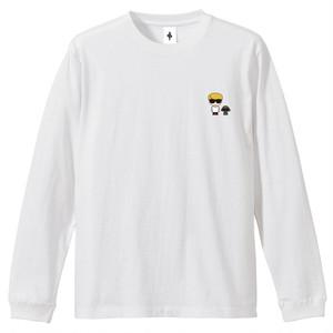 [キャラ刺繍]ロングスリーブTシャツ