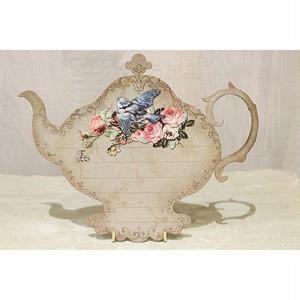 Tea Pot マグネットメモボード/浜松雑貨屋 C0pernicus