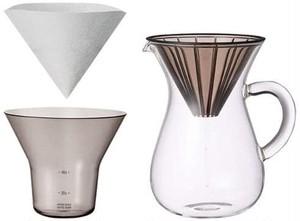 SCS コーヒーカラフェセット 4cups