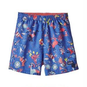 Patagonia Baby Baggies Shorts ( MOIM カラー ) キッズ パタゴニア  バギーズショーツ
