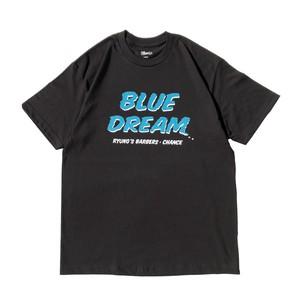 CHANCEGF - Blue Dream Tee - black,blue