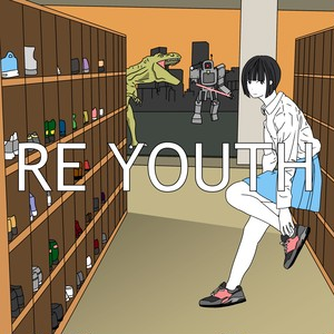 "1st mini album ""RE YOUTH"""