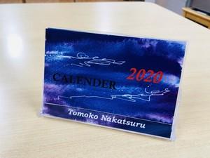 【卓上カレンダー2020】ポストカードサイズ