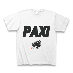 Tシャツ「PAXI〜パクチー」ホワイト