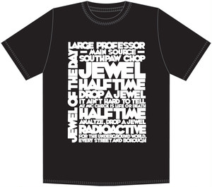 JEWEL OF THE DAY Tシャツ (M)