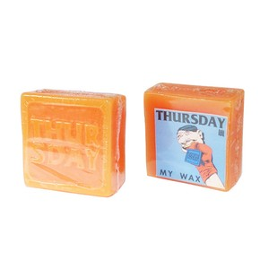THURSDAY - MY WAX (Orange)
