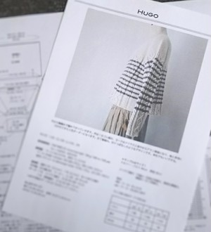 Hugo / ヒューゴ 印刷パターン
