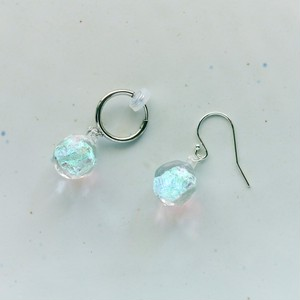 Foam Pierce / Earring 01