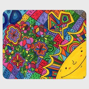 happy sun Android用スマホケース