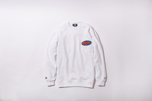 LEGALIZE x KING INC CREW NECK SWEAT