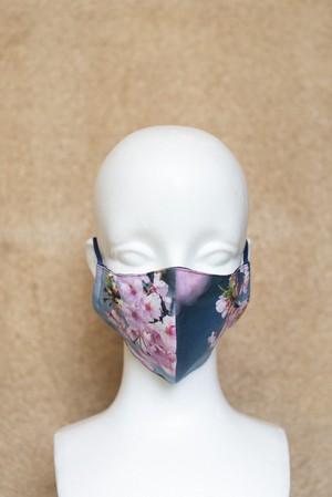 オリジナルマスク 河津桜