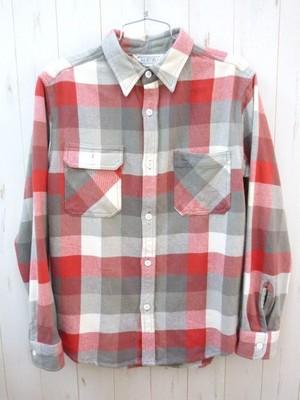Five Brother Extra Heavy Flannel Work Shirt (ファイブブラザー エクストラヘヴィ フランネル ワークシャツ)