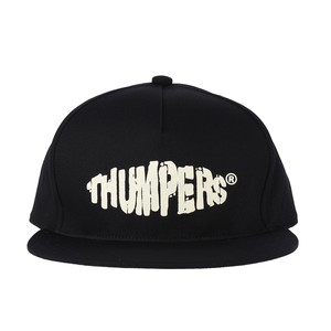 OLD LOGO CAP (BLACK) / THUMPERS