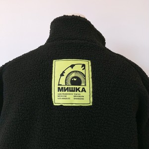 【MISHKA】JACKET(Black)