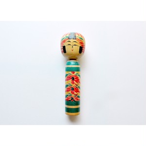【 こけし (L) 】郷土玩具 / 人形 / doll / vintage / japan