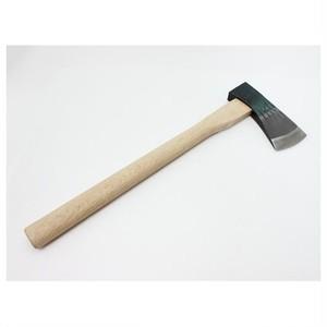 全鋼 小斧 白樫450mm しら木穴なし700g
