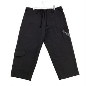 YOHJI YAMAMOTO POUR HOMME CROPPED DESIGN PANTS