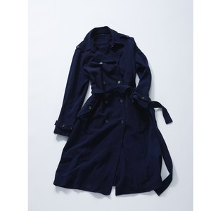 Mulberry Coat - Robe indigo /Silkworm