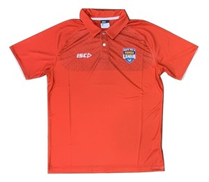 MATE MA'A Tonga Rugby League Polo Shirt