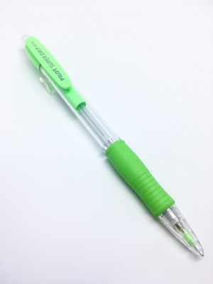 PILOT SUPERGRIP Sharp YellowGreen