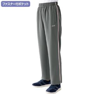 (お取り寄せ)ファスナー付ポケットパンツ