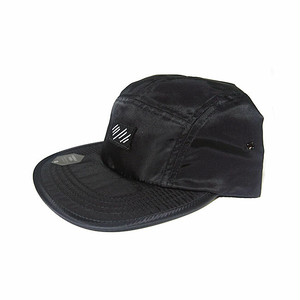 scar /////// BLOOD NYLON CAMP CAP (Black)