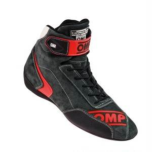 IC/809086 FIRST EVO SHOES ANTHRACITE/RED