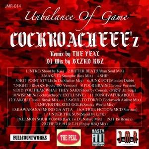 COCKROACHEEE'z | UNBALANCE OF GAME