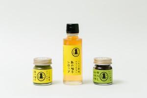 最後かもしれない商店の柚子加工品セット1(※8/1より順次発送予定)