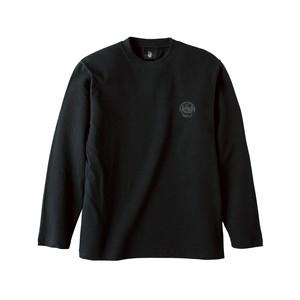 CSAロゴ 長袖 黒