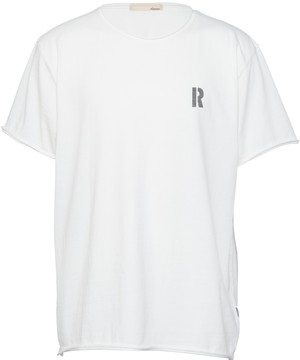VINTAGE R ONE POINT BIG T-shirt[REC271]