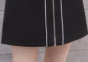 ♡パイピングスカート