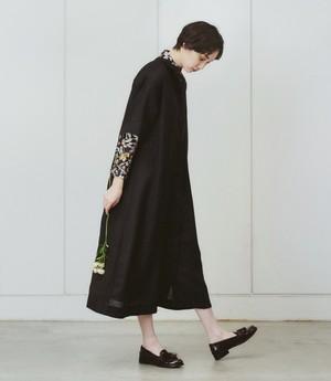 【SETTO】VILLA SHIRT (2色展開) セット ロングシャツ ワンピース ウィメンズ レディース 日本製 MADE IN JAPAN