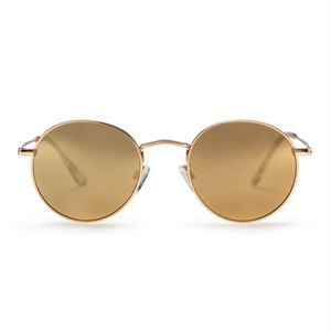 【CHPO】Liam (golden frame and a golden mirrored lens)