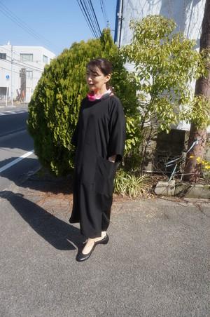着物リメイク 簡単シンプルオーダーメイド 着物からワンピース ドレス