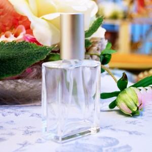 平角スプレー香水瓶 25ml