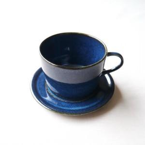 カップ&ソーサー 北欧ブルー