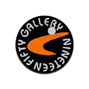 """G1950 Original Mat """"Circle Logo"""""""