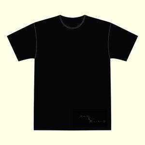 『名もなく 貧しく 美しくもなく』公演Tシャツ(黒)