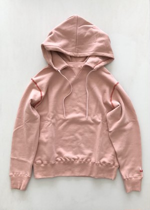 "CND ""attached hoodie sweat PINK"" for MESSageStore"