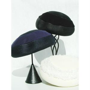 Pole Pole 18114 Paper-braid Beret ペーパーブレード ベレー帽